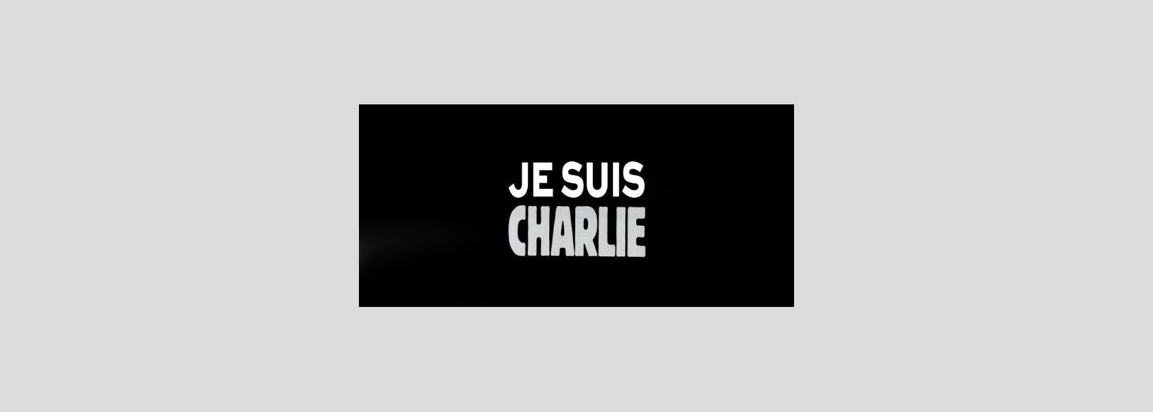 Condemnation Of The Attack And Unconditional Support To Charlie Hebdo