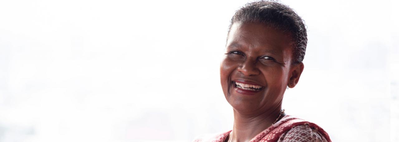 """Alice Mogwe, de Botswana, es la nueva Presidente de la FIDH: """"La universalidad de los derechos humanos se ve amenazada: tenemos que contraatacar"""""""