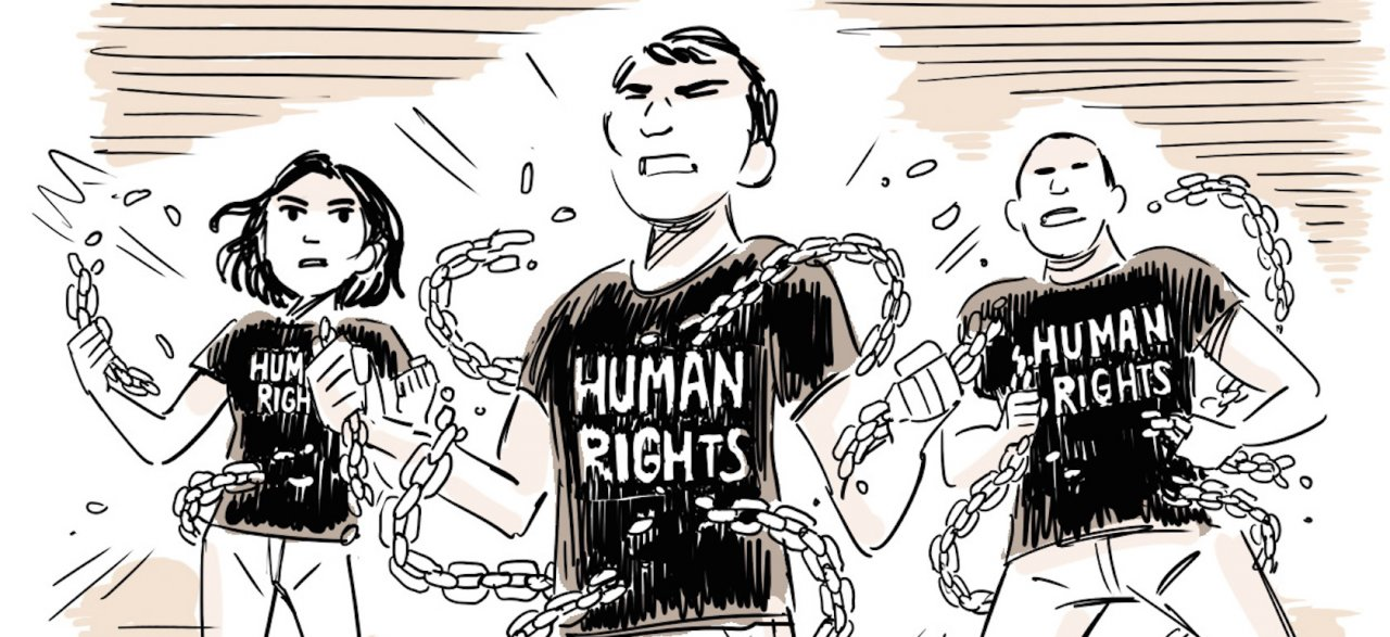Looking back at 2017 : Human Rights in comics!