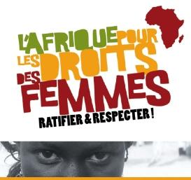 « Nous exigeons le respect des droits des femmes en Afrique »