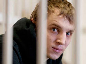 Civil activist Zmitser Dashkevich sentenced to one more year in jail